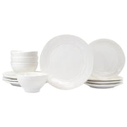 Fresh White 12-Piece Place Setting by VIETRI
