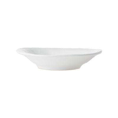 Fresh White Pasta Bowl by VIETRI