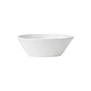 Fresh White Small Oval Bowl by VIETRI