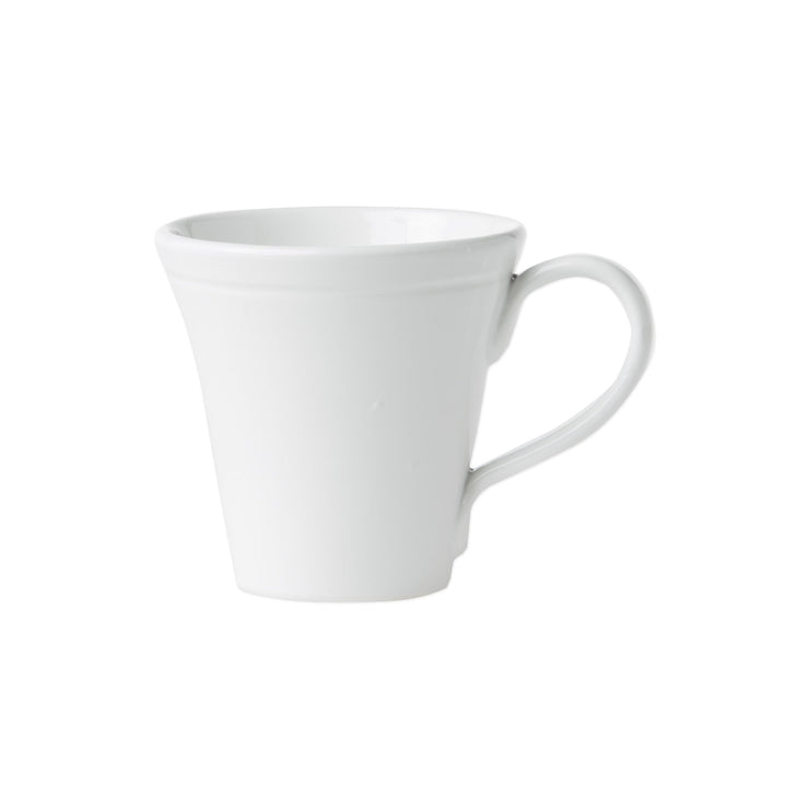 Fresh White Mug by VIETRI