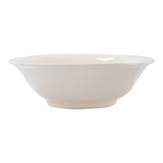 Fresh Linen Medium Serving Bowl by VIETRI