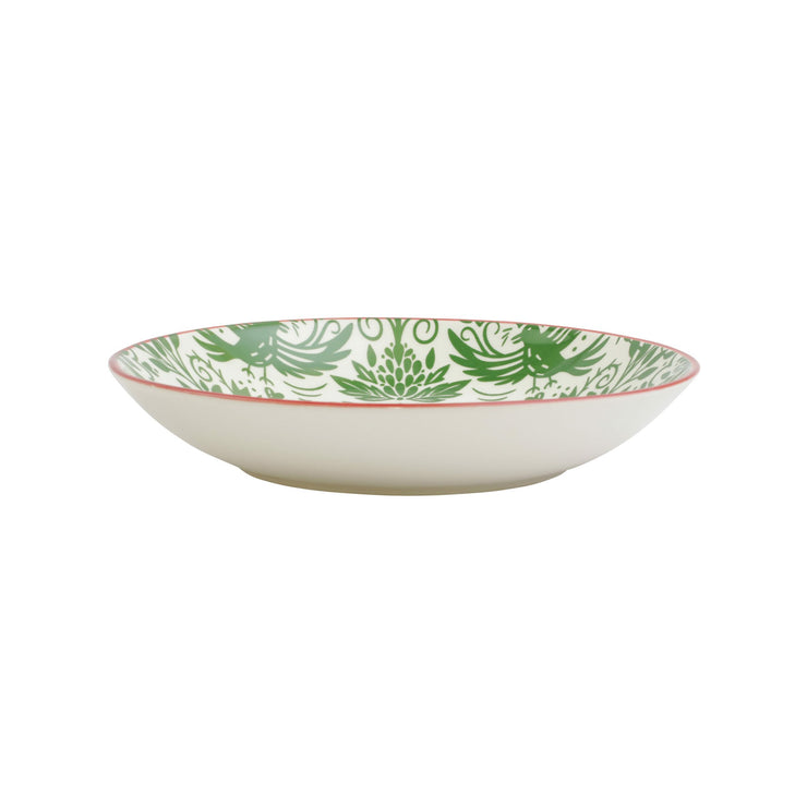 Mistletoe Pasta Bowl by VIETRI