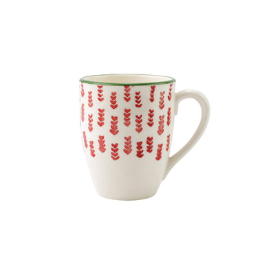 Mistletoe Arrow Mug by VIETRI