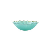 Baroque Glass Small Bowl by VIETRI