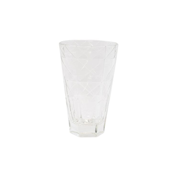 Prism Clear Tall Tumbler by VIETRI