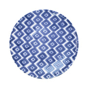 Santorini Diamond Dinner Plate by VIETRI