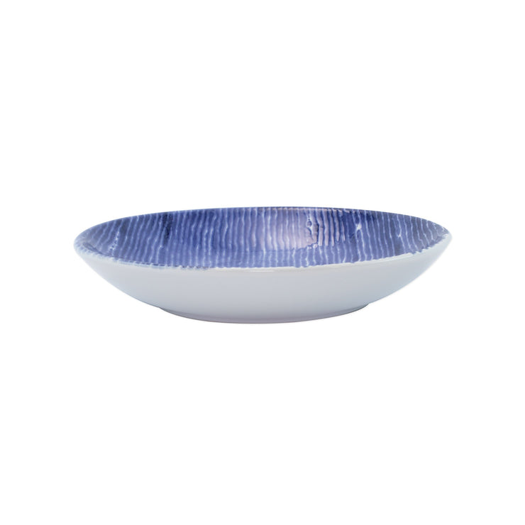 Santorini Stripe Pasta Bowl by VIETRI