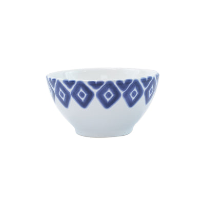 Santorini Diamond Cereal Bowl by VIETRI