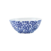 Santorini Flower Small Serving Bowl by VIETRI