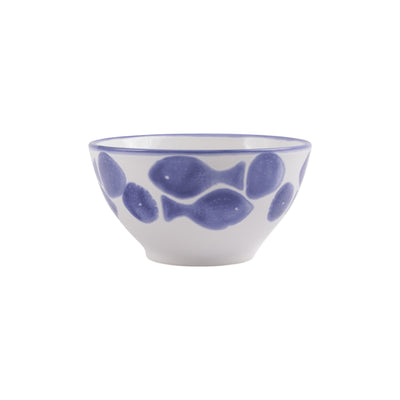 Santorini Fish Cereal Bowl by VIETRI