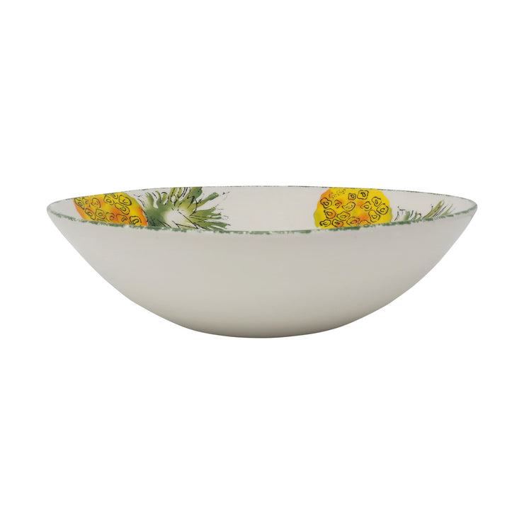 Pineapple Medium Serving Bowl by VIETRI