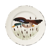 Wildlife Mallard Dinner Plate by VIETRI
