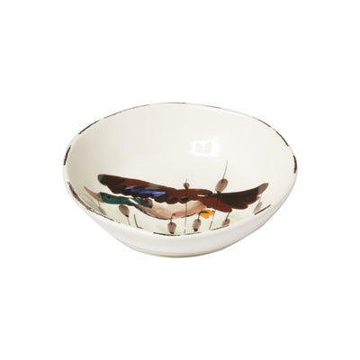 Wildlife Mallard Pasta Bowl by VIETRI