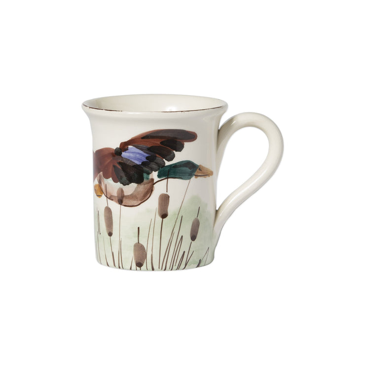 Wildlife Mallard Mug by VIETRI