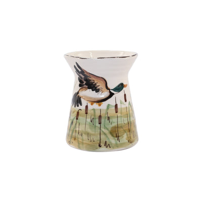 Wildlife Mallard Utensil Holder by VIETRI