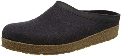 Grizzly Wool Clog