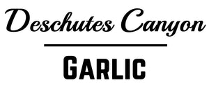 Deschutes Canyon Garlic