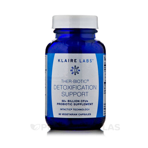 Ther-Biotic Detoxification Support 60ct