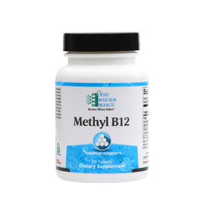 Ortho Molecular Methyl B12 60ct