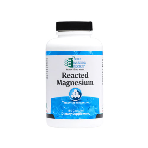 Ortho Molecular Reacted Magnesium 180ct