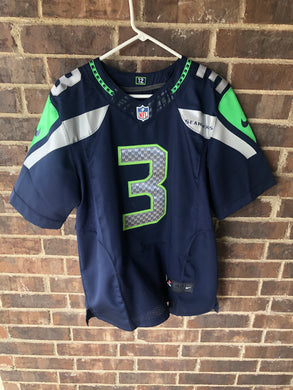 Russel Wilson Stitched Jersey