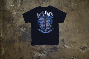In Flames Tour Tee