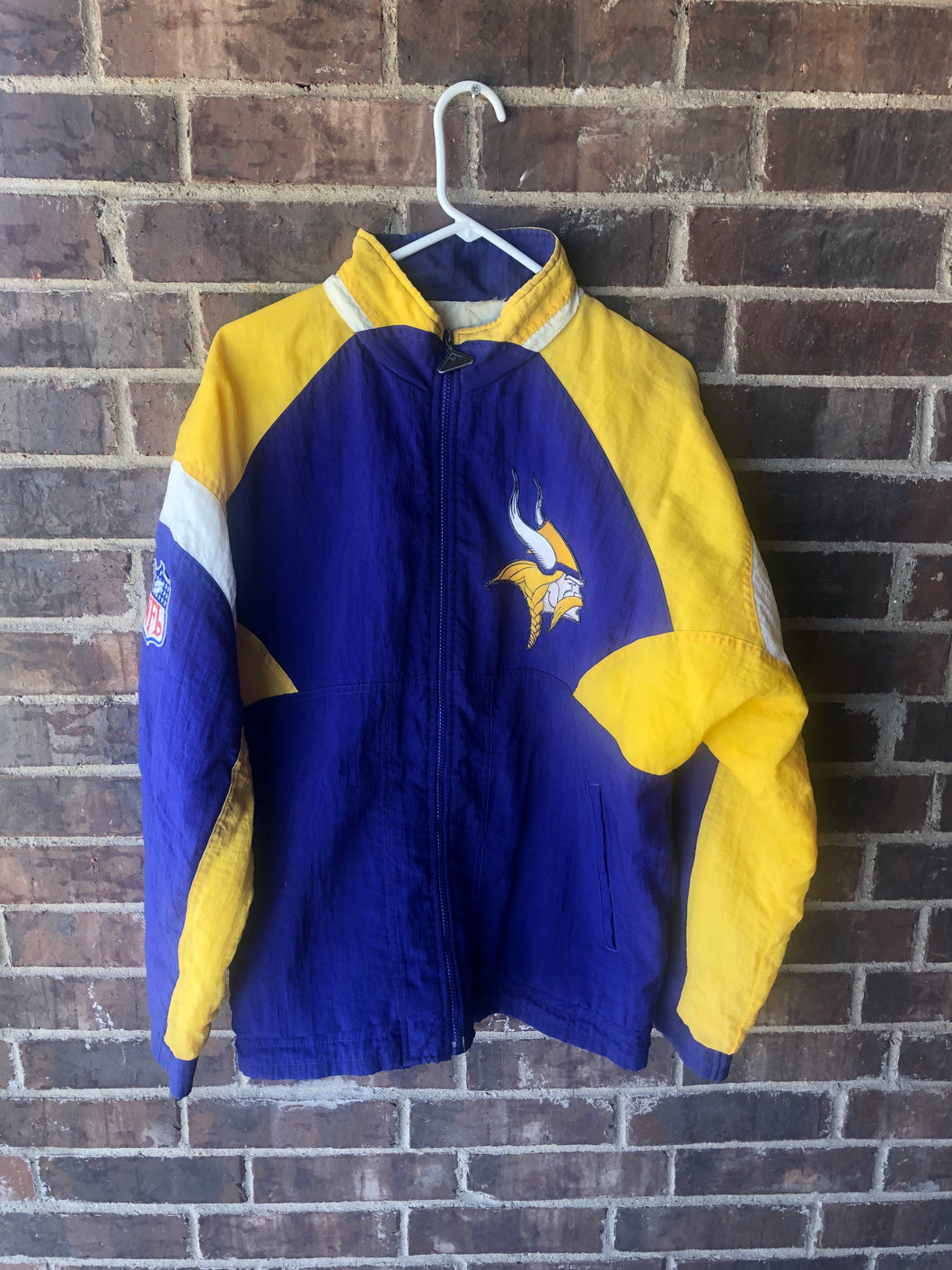 Minnesota Vikings Windbreaker Jacket