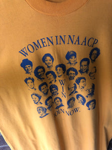 Single Stitched Womens NAACP Tee