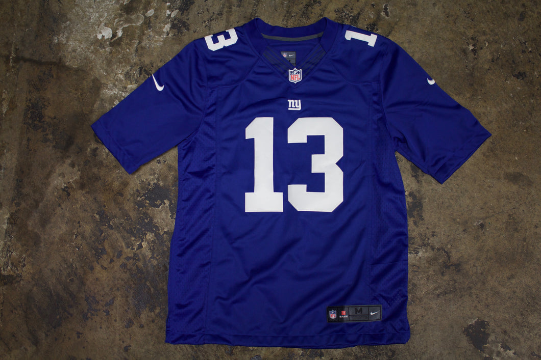 OBJ Giants Stitched Jersey