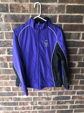 Load image into Gallery viewer, Colorado Rockies Windbreaker Jacket