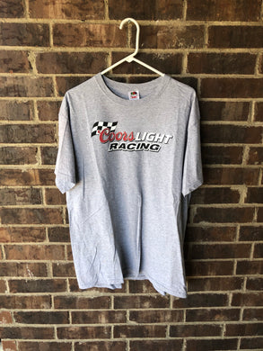 Coors Light Racing Tee