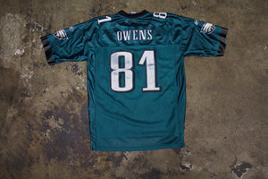 TO Eagles Jersey