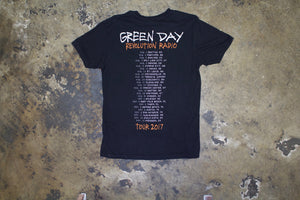 Green Day Tour Tee