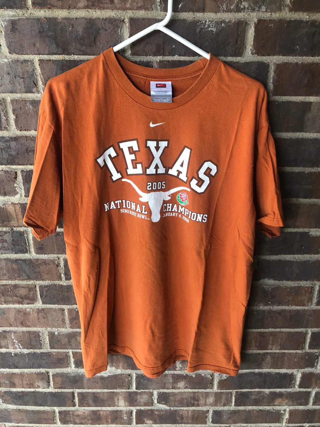 05' Texas Longhorns Ntnl Champs Tee