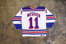 Load image into Gallery viewer, NY Rangers Messier Hockey Jersey