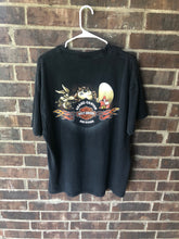 Load image into Gallery viewer, Looney Toons Harley Davidson Tee