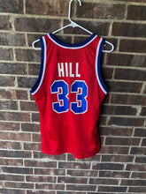 Load image into Gallery viewer, Grant Hill Champion Pistons Jersey