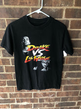 Load image into Gallery viewer, Drake vs. Lil Wayne Tour Tee