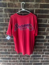 Load image into Gallery viewer, 97' Starter Atlanta  Braves Tee