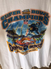 Load image into Gallery viewer, Denver Broncos 99' Super Bowl Champs Tee