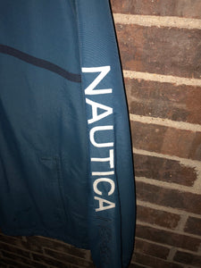 Nautica Zip-Up/Button Up Jackey