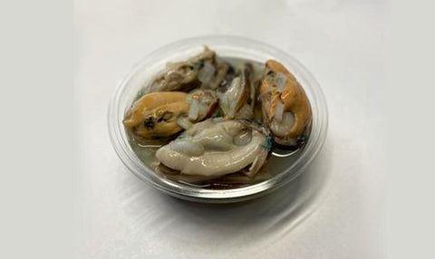 Marinated Mussels Natural 250grams