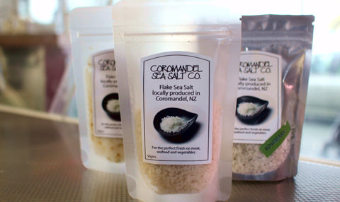 Coromandel Sea Salt - Natural