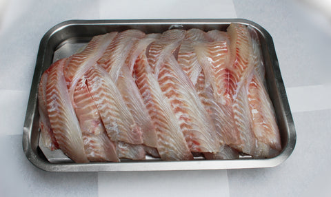 Fresh Snapper Fillets (price per 500 grams)