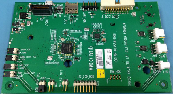 Network Controller Board
