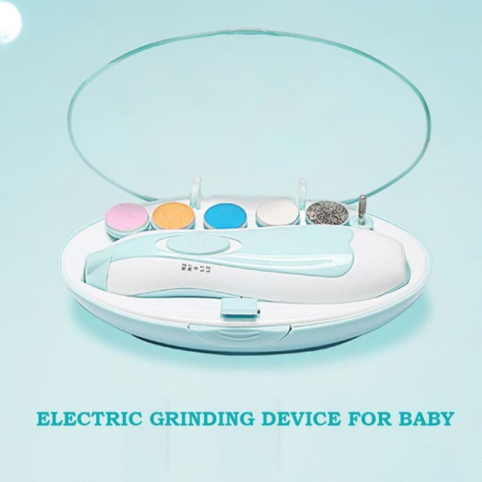 Electric Baby Manicure Nail Trimmer
