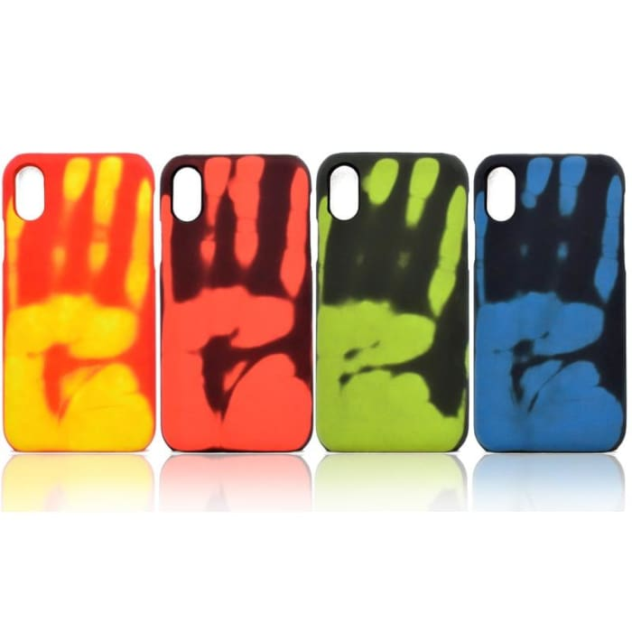Thermal Heat Sensitive Phone Case