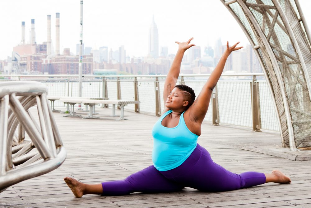 Why Yoga is For Everyone and Creating a New Status Quo with Jessamyn Stanley
