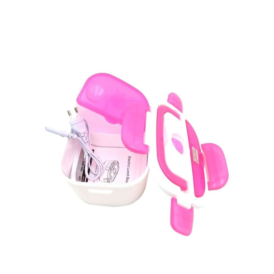 LunchBoxr Electric Portable Food Heater - Pink / EU plug - 200249142