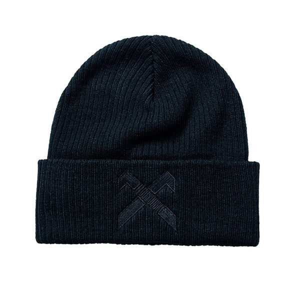 NEV Embroidery Knitted Cap